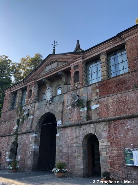 Lucca - Porta S Pietro